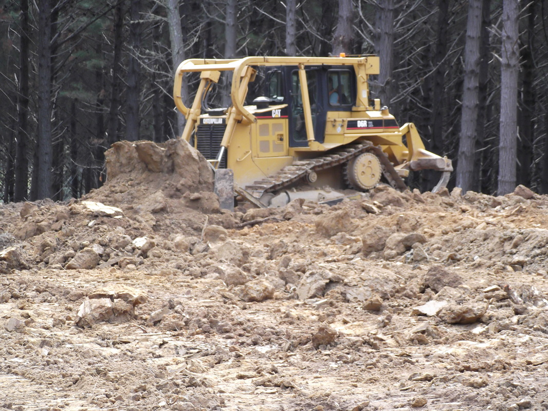 forestry earthworks